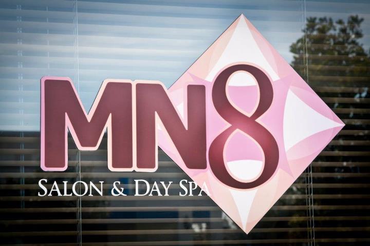 Photo of MN8 logo.JPG