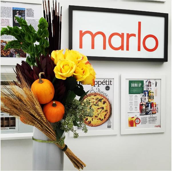 Photo courtesy of Marlo's  instagram .