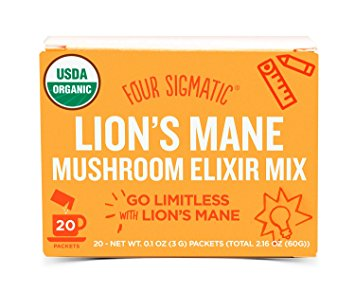 Lions Mane by FourSigmatic