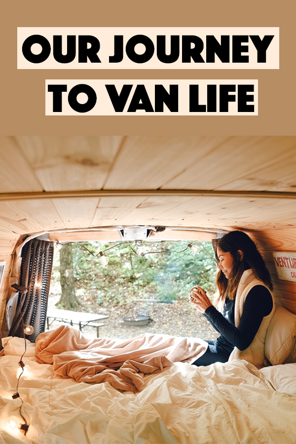 our journey to van life