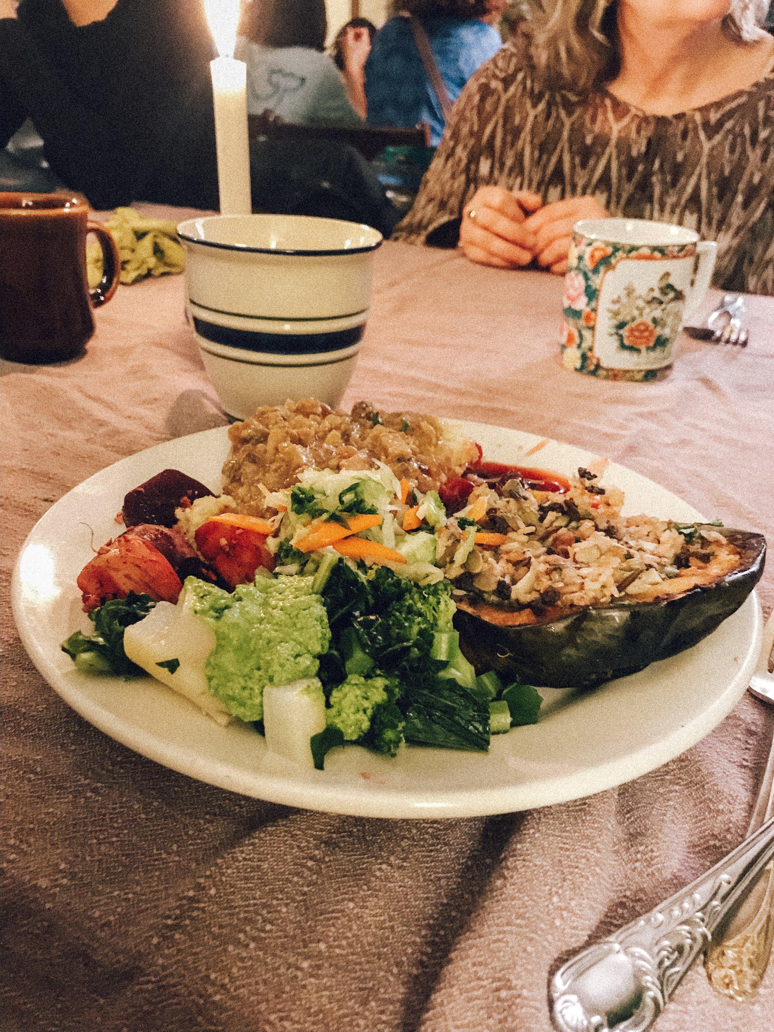 friday macro dinner ithaca
