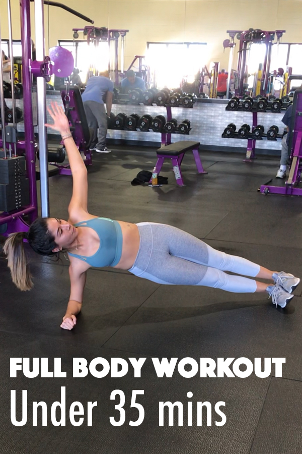 full body workout under 35 mins