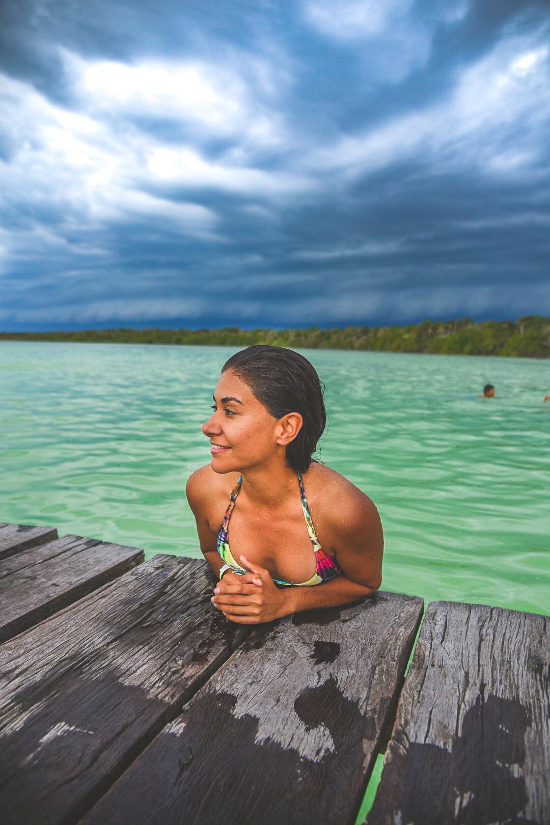 Kaan Luum Lagoon laguna