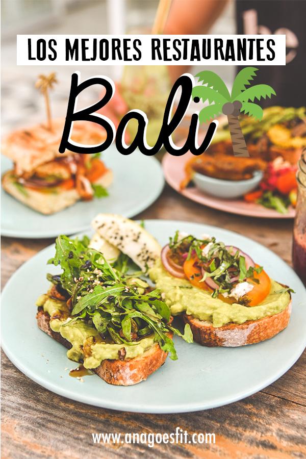11 Mejores restaurantes veganos en Bali