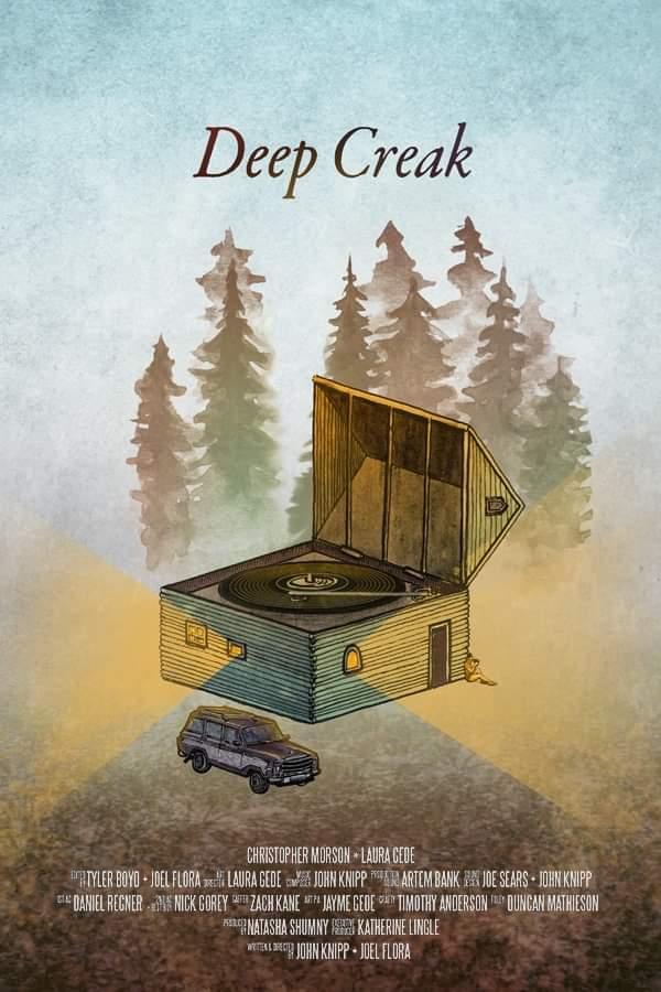 Deep Creak is a Short Film Written and Directed by John Knipp and Joel Flora. -