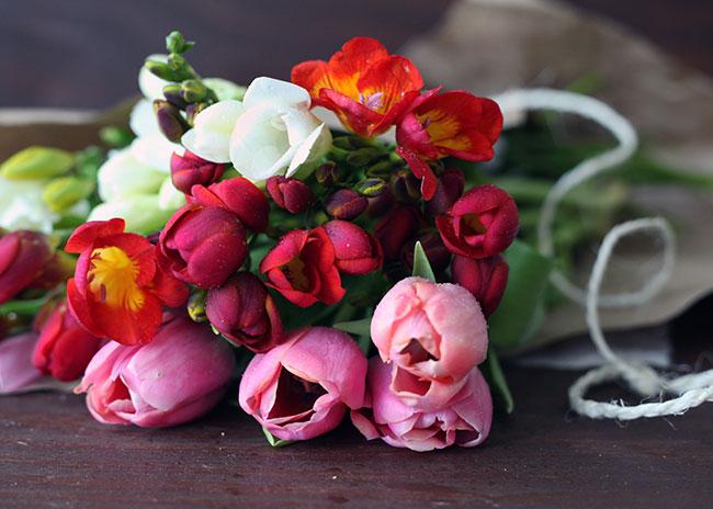 Market-Flowers