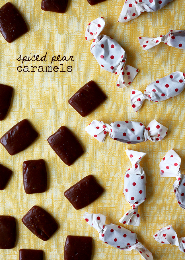 Pear-Caramels-wrapped
