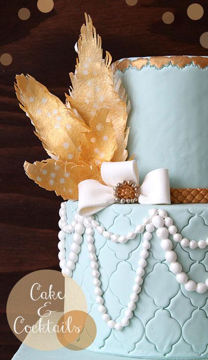 Great-Gatsby-Cake-Topper