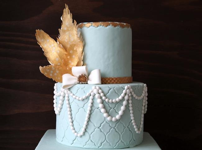 Great-Gatsby-Wedding-Cake