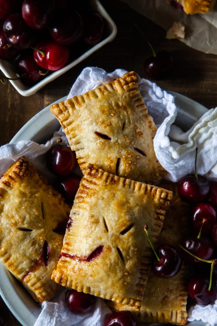 Cherry Chocolate Hand Pies