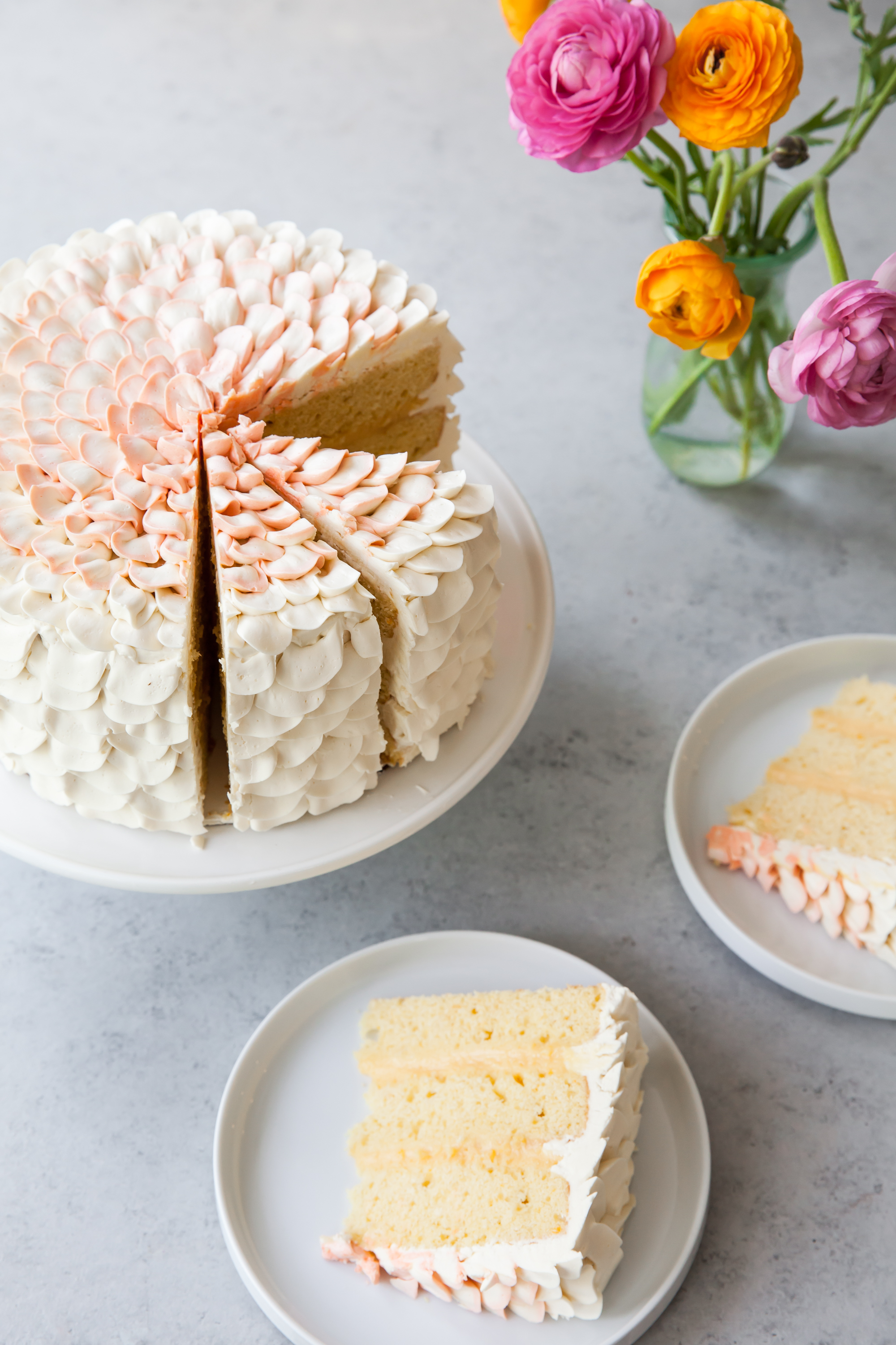 Orange Salted Honey Cake Recipe from Icing on the Cake book by Tessa Huff