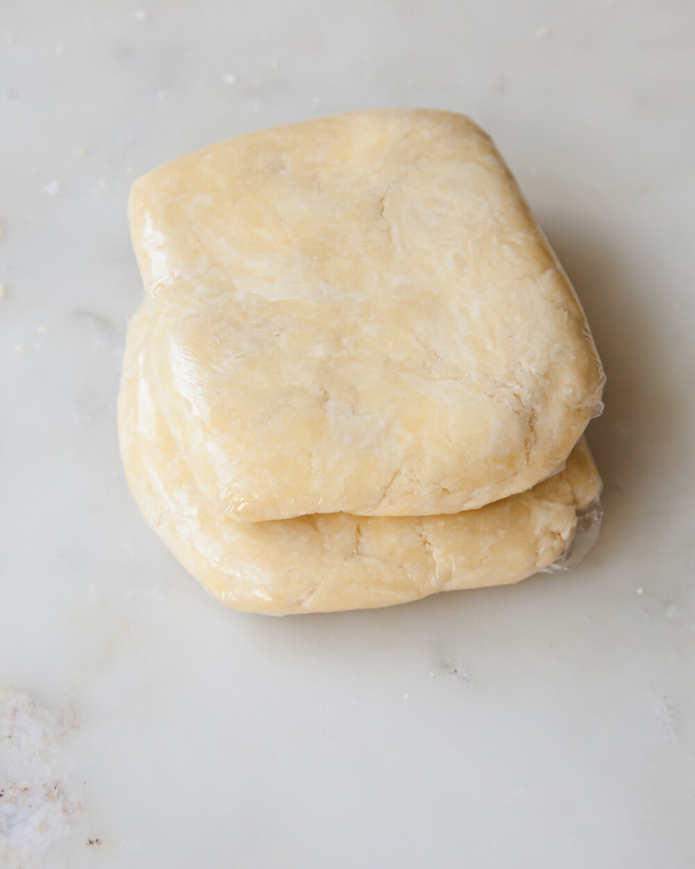 Chill the dough for at least 30 minutes but up to 3 days in the refrigerator. Freeze for up to 3 months, wrapped and sealed.