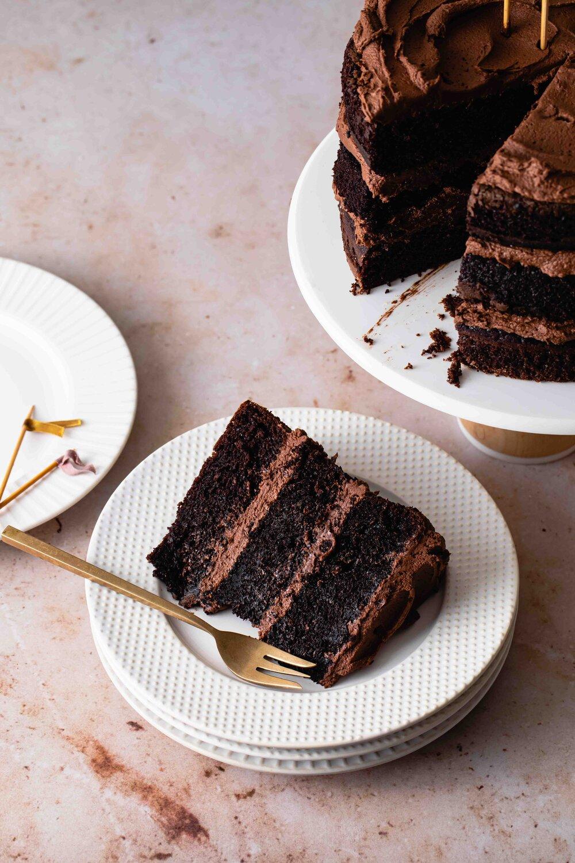 Moist Chocolate Cake Recipe Laptrinhx News