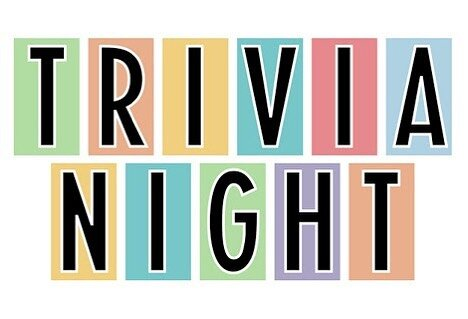 Trivia Night - Every Wednesday Thru April