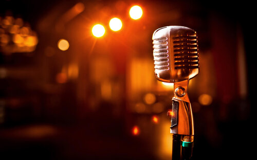 Open Mic - Every Friday Thru April