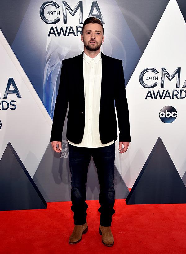 Justin Timberlake -John Shearer/WireImage