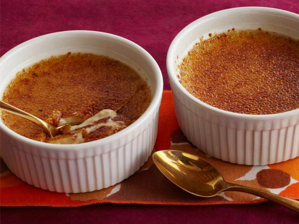 Pumpkin Creme Brûlée  - via Food Network