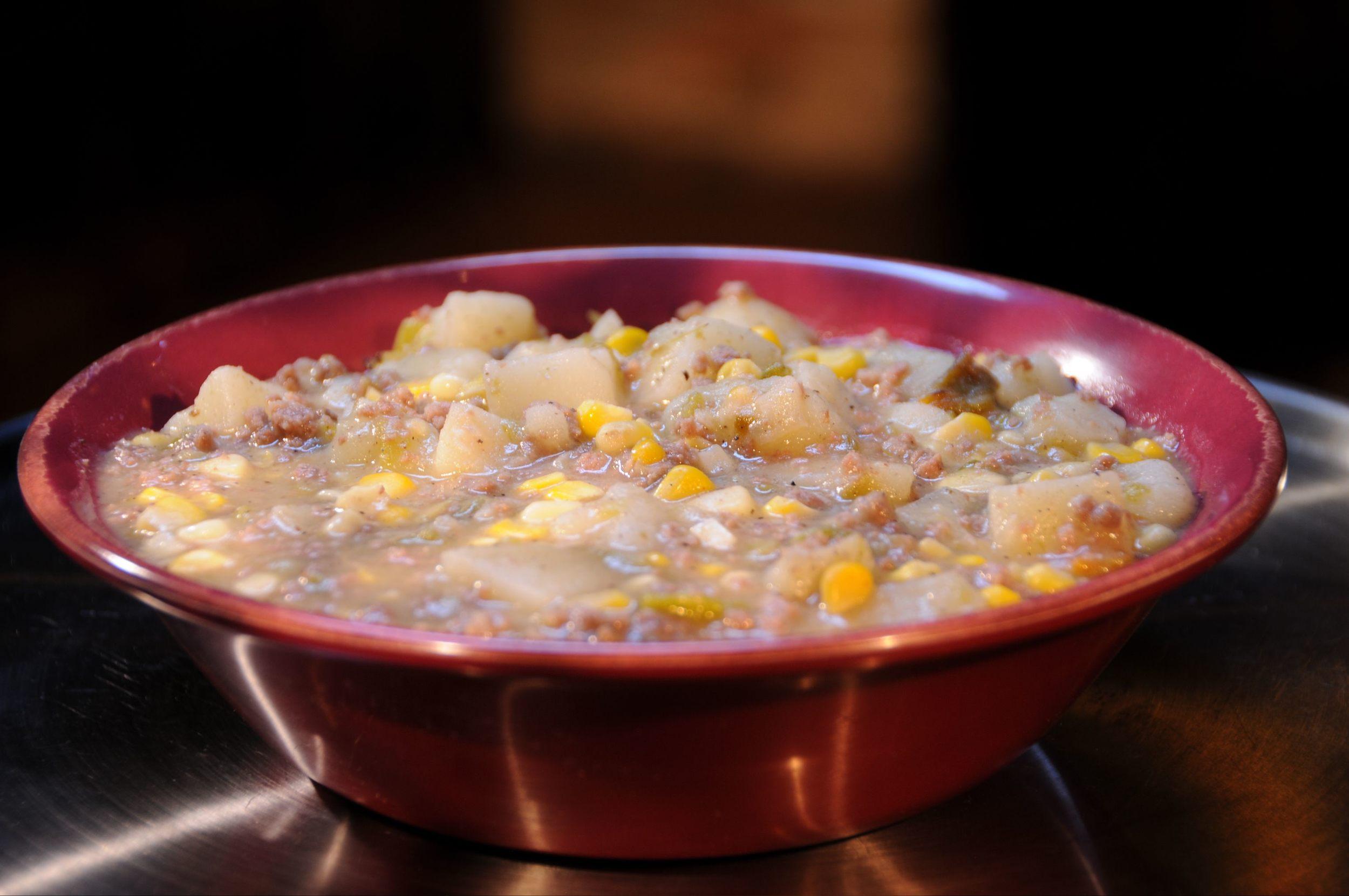 Tocabe Chile Stew - MelindaGale.com