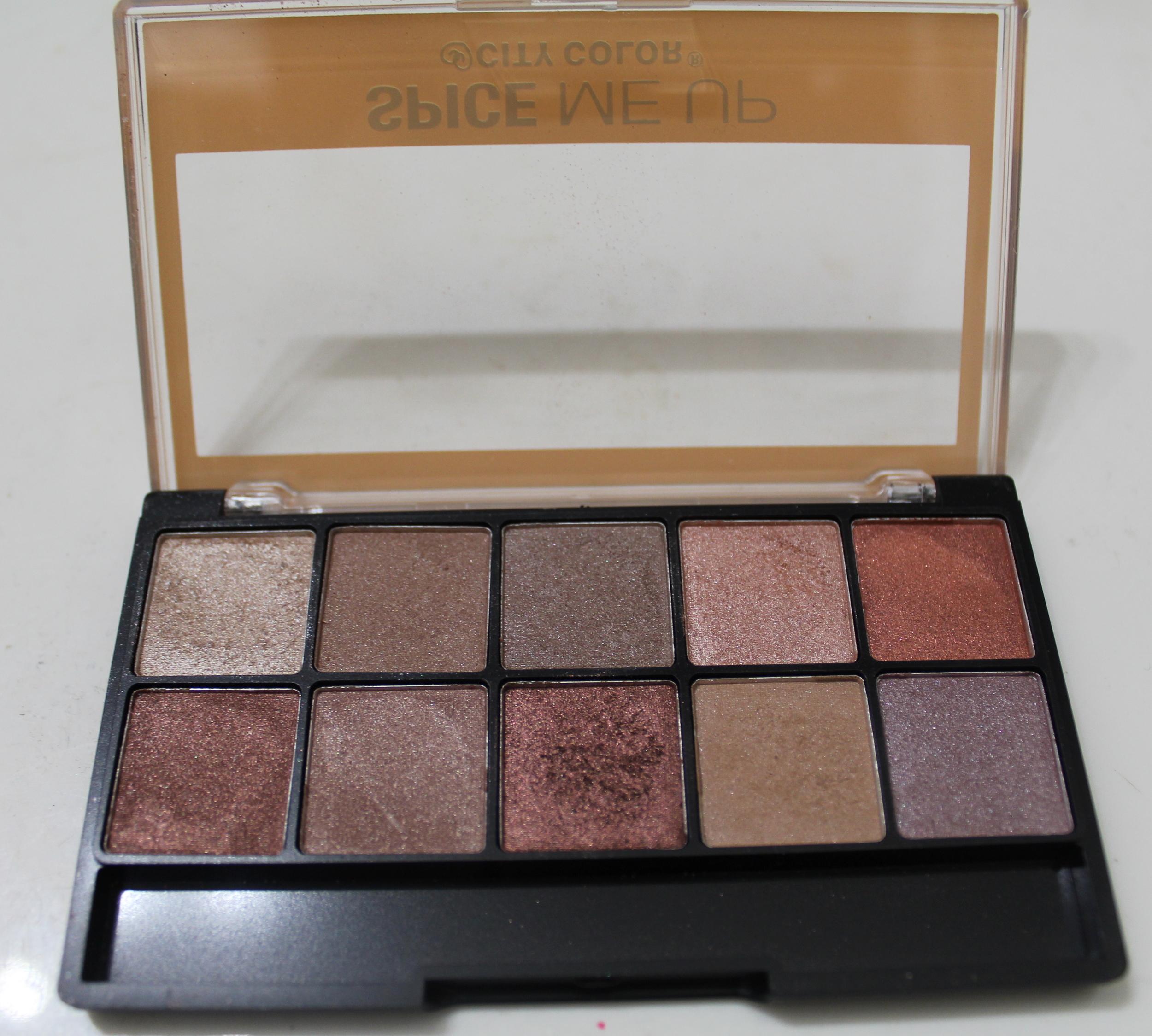 Spice Me Up Palette - $8.99