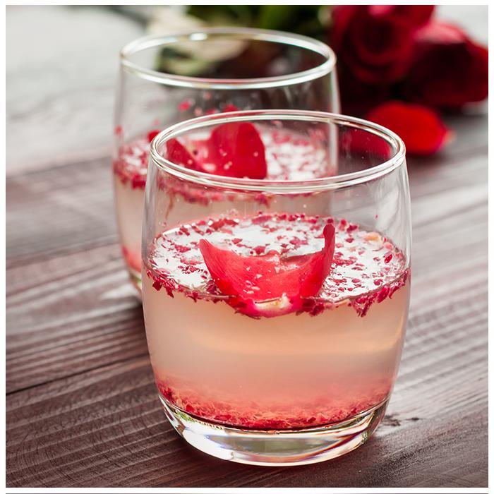 Sparkling Raspberry Lemonade - MelindaGale.com