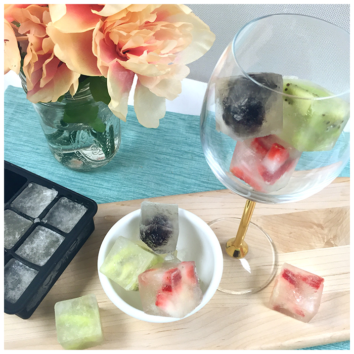 Wine Ice Cubs - MelindaGale.com