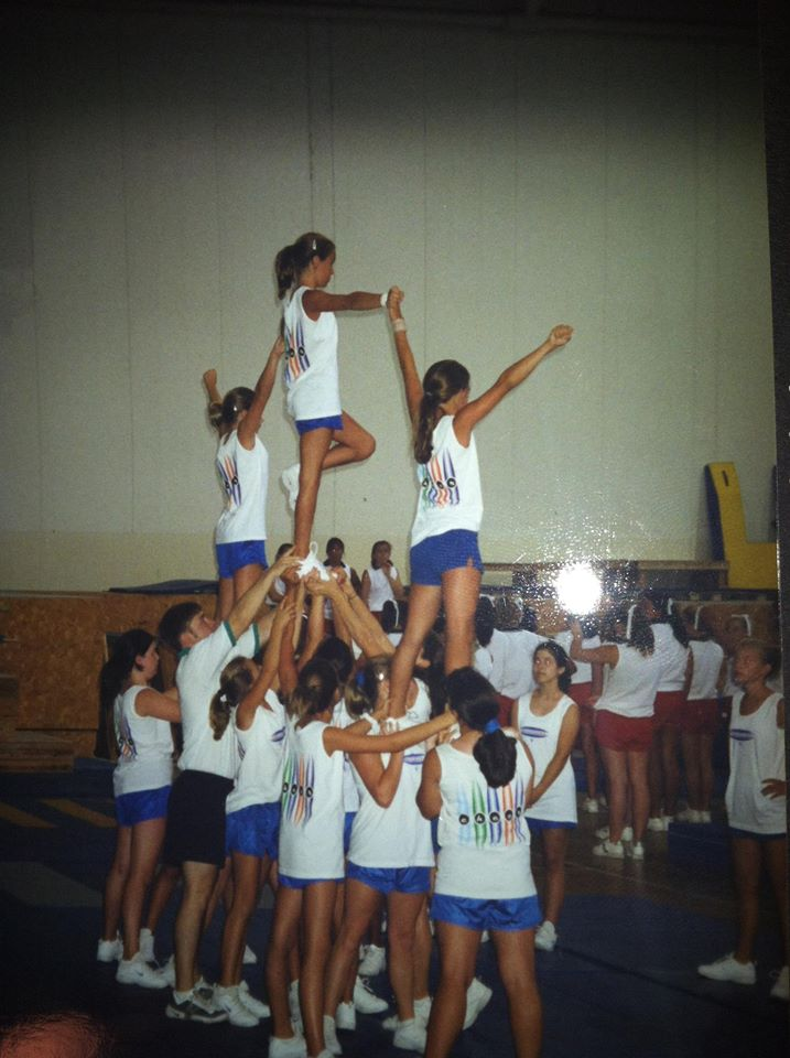 8th grade Gale holding down the backspot duties.