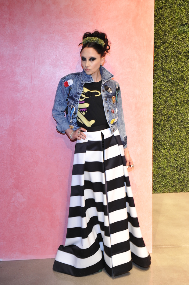 Stacey Bendet, CEO & Creative Director of alice + olivia