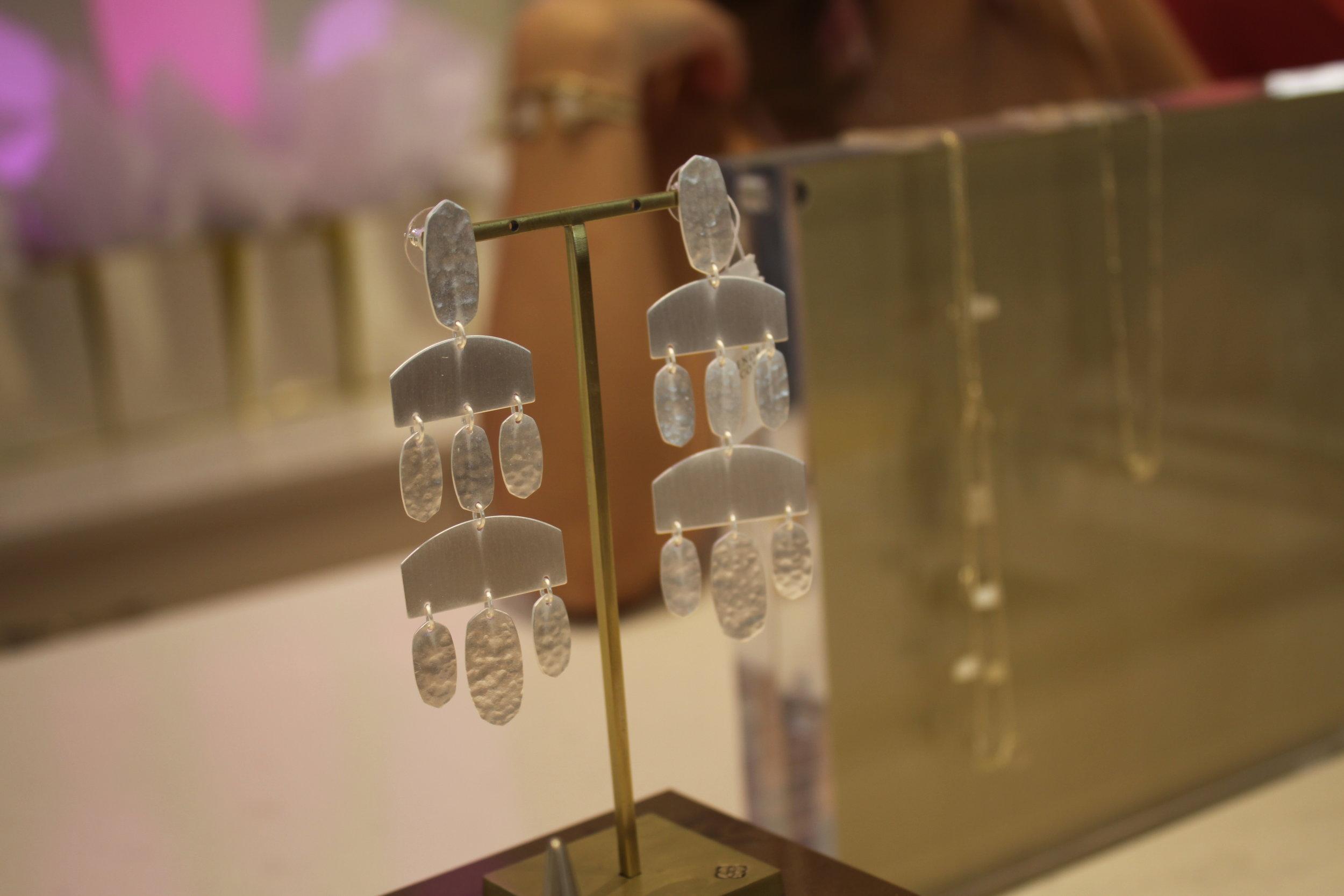 Emmet Chandelier Earrings