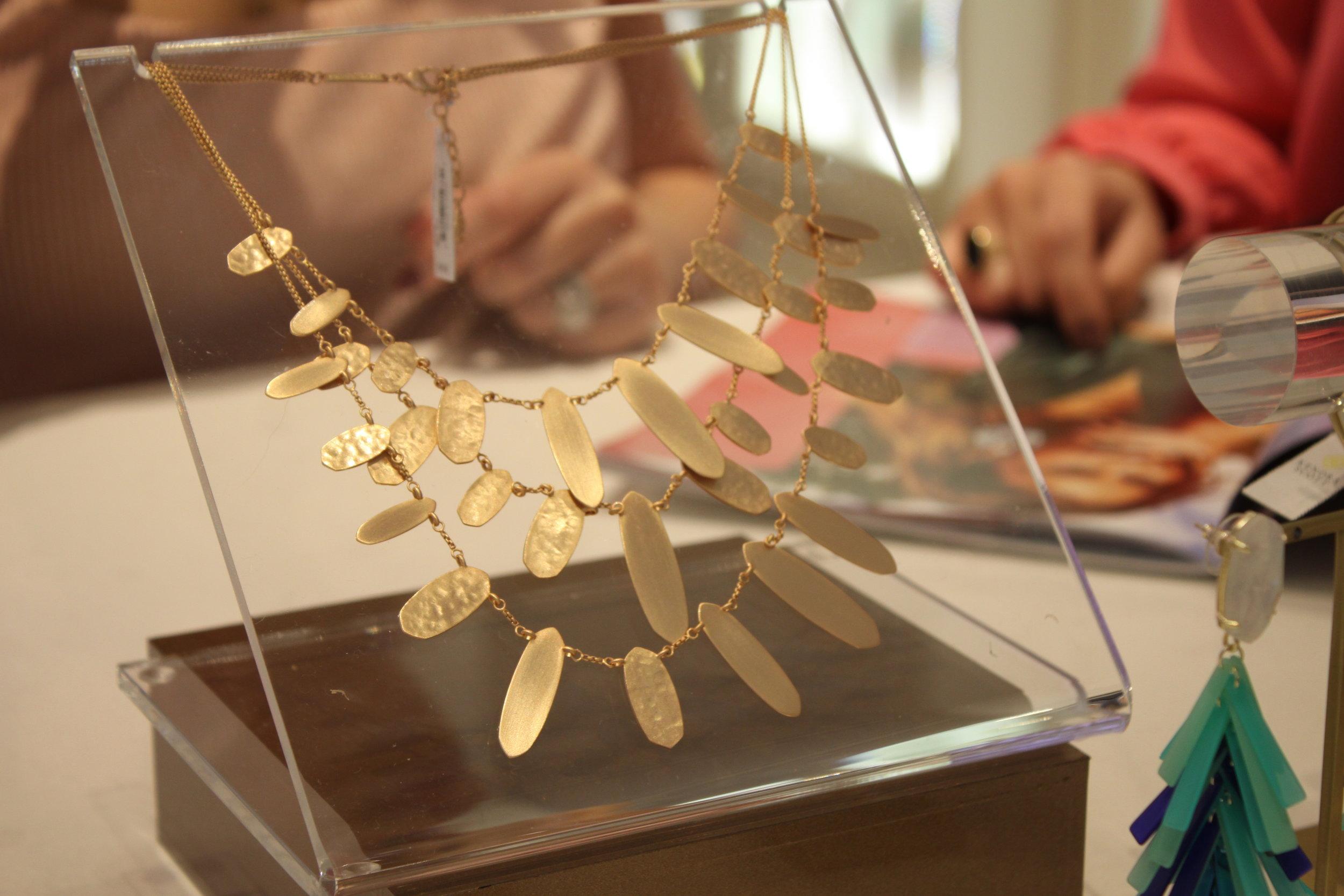 Nettie Layered Chain Necklace