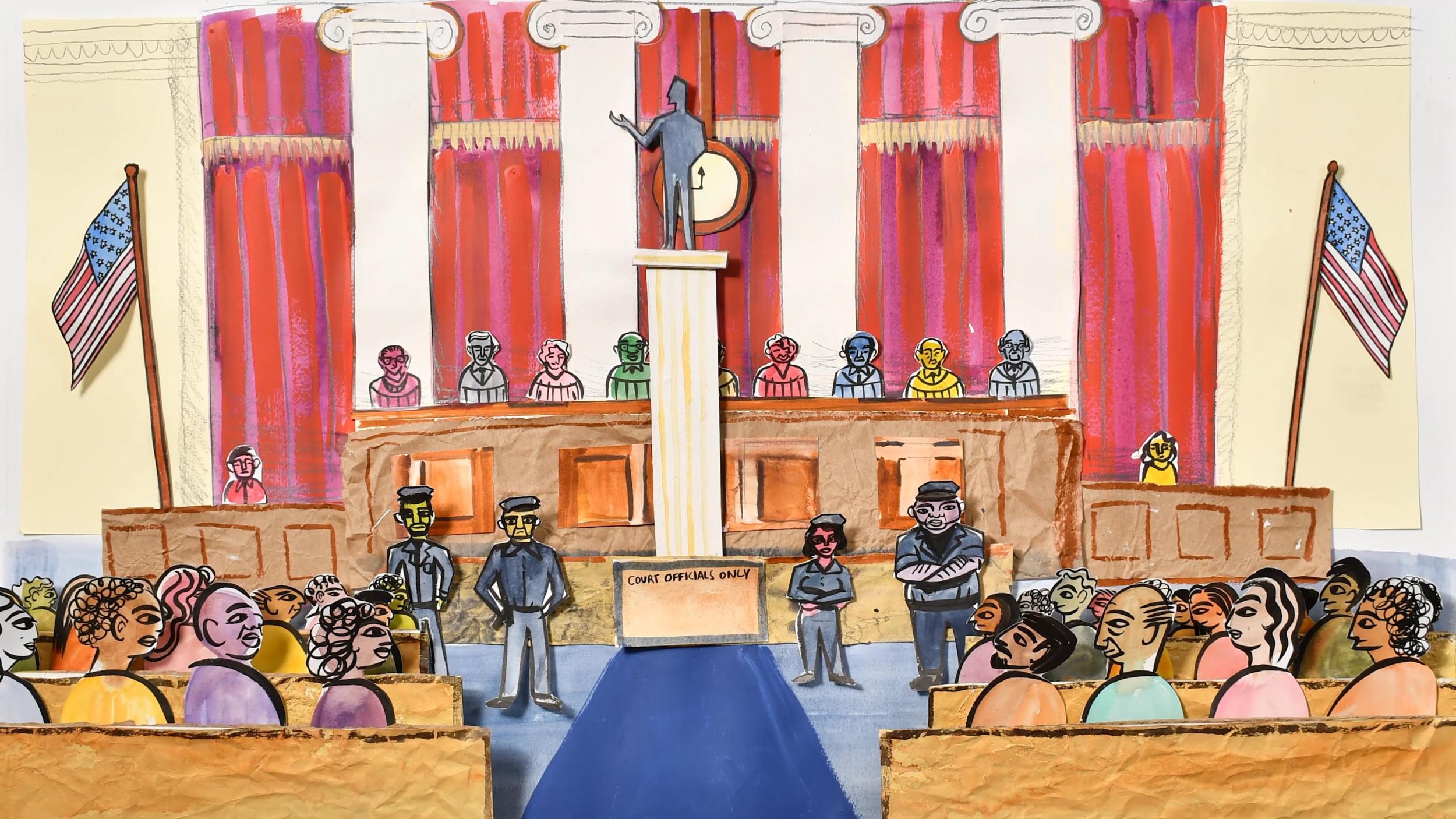 Prosecutors video
