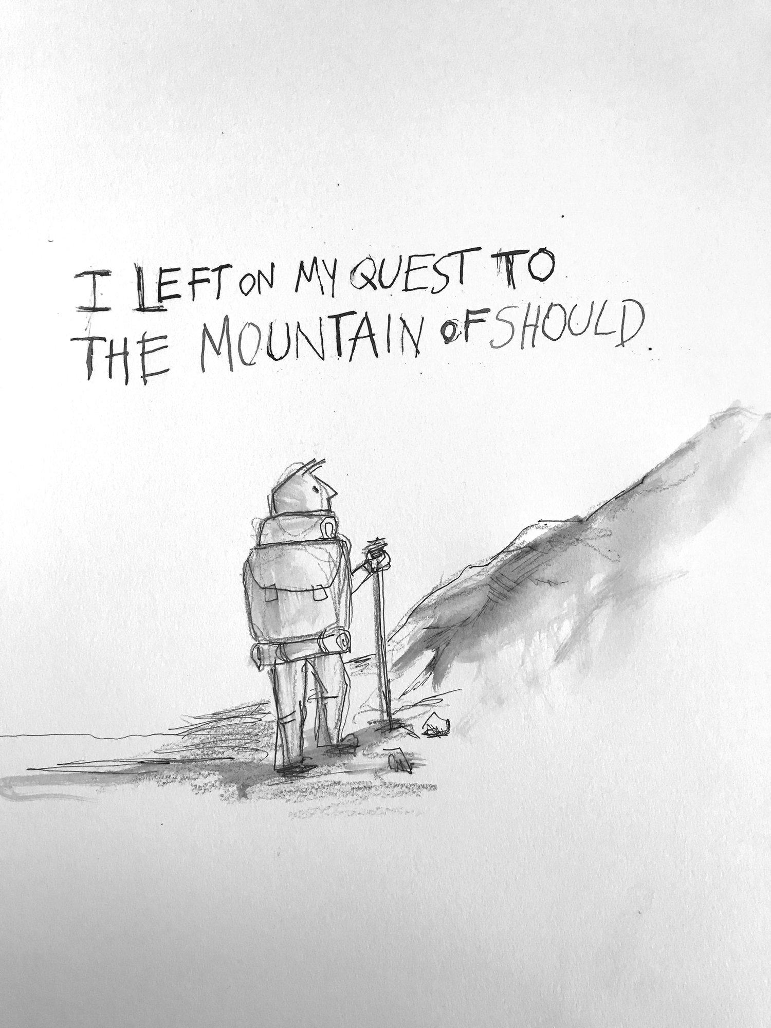 The Mountain of Should — Roguemark Studios