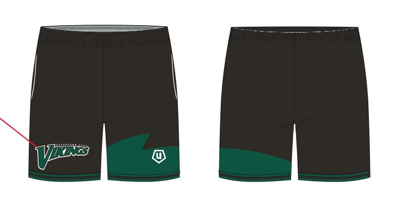 Viking Lacrosse Winter Prospect Day Shorts
