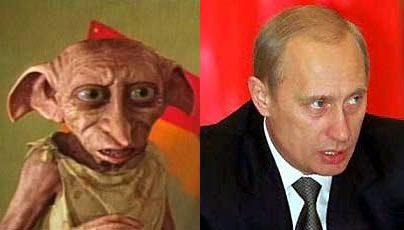 Won't someone give Putin a Sock?