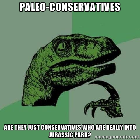 political wisdom, courtesy of philosoraptor.