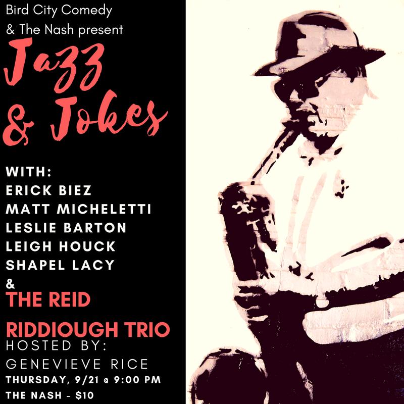 Jazz and Jokes
