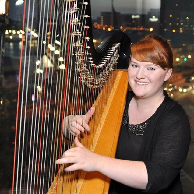 Laura Stokes Wedding Harpist