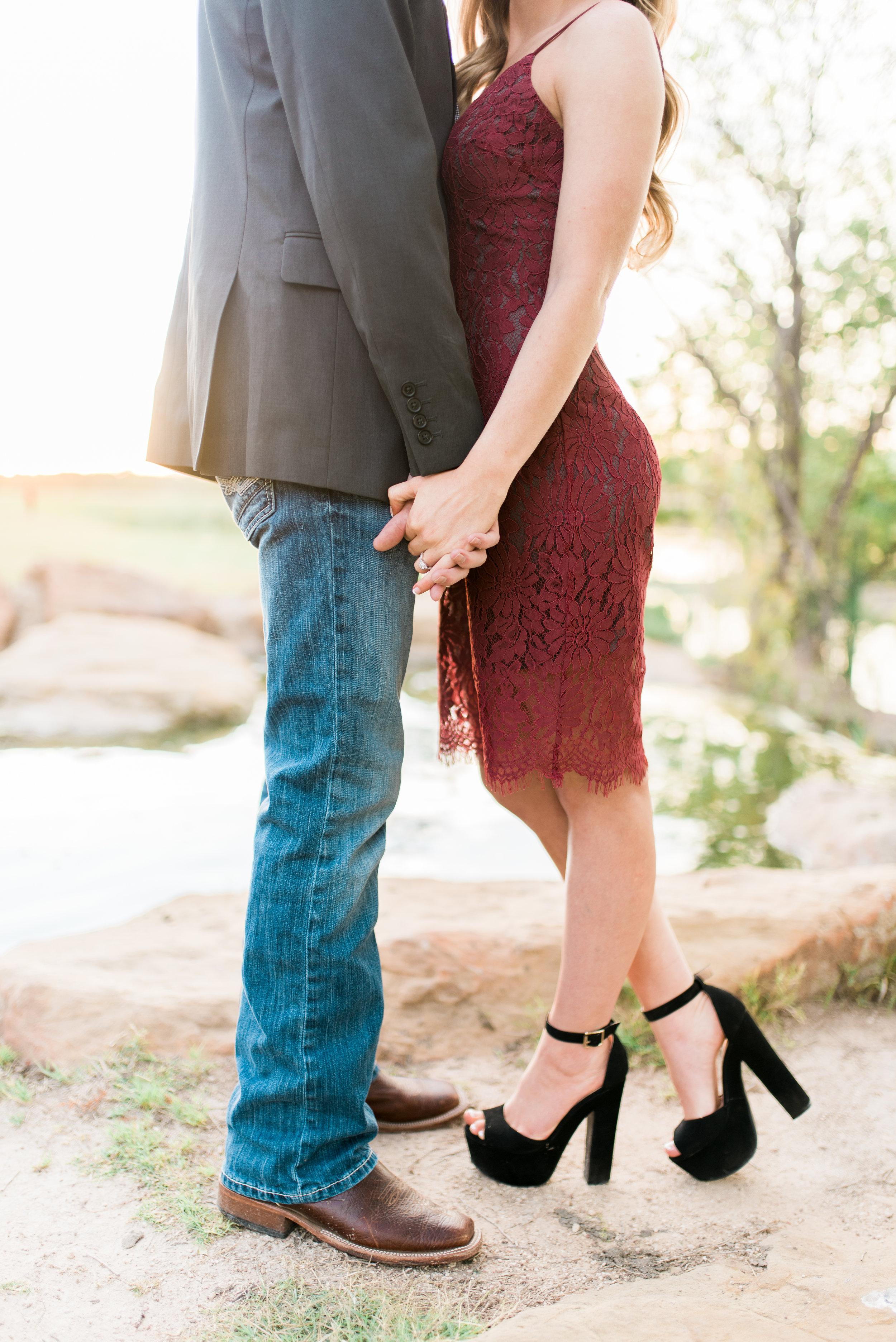 Madison & Jacob + Lubbock Engagement