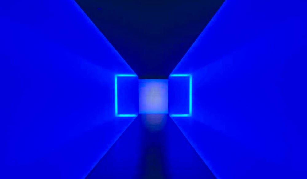 "James Turrell, ""The Light Inside"" 