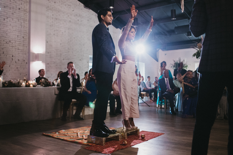 Copperhead Photography - Indianapolis Wedding - Barath & Natasha - reception