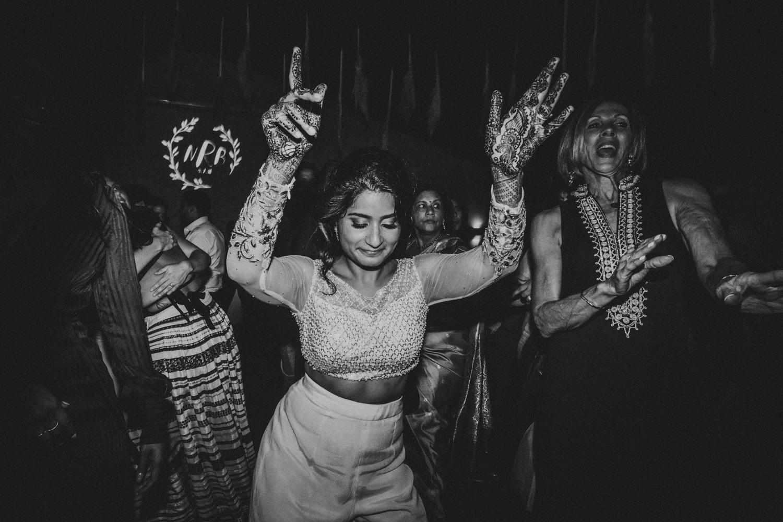 Copperhead Photography - Indianapolis Wedding - Barath & Natasha - Indian Wedding Photography Dancing