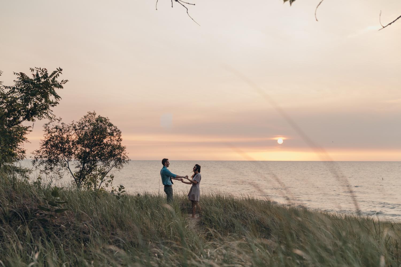 Megan & Ryan - Copperhead Photography - Wedding Photographer Chicago-12