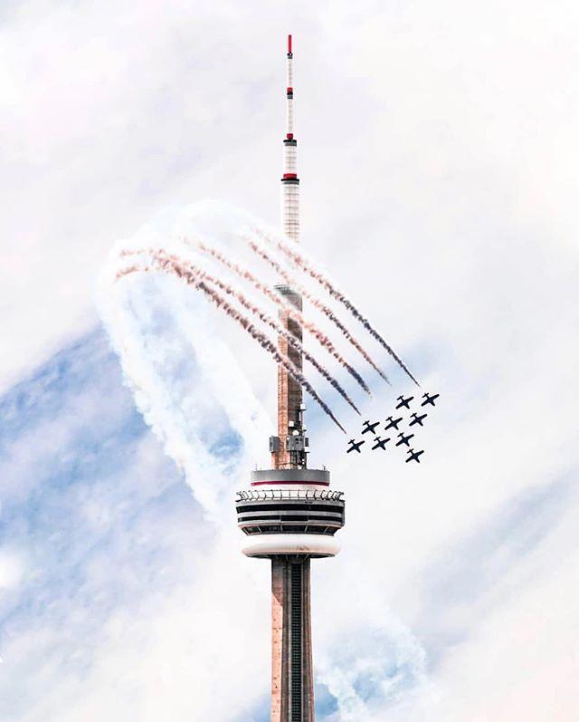 Shoot Your Shot #TorontoForever #BuildAFuture • 📸: @bryanlimy