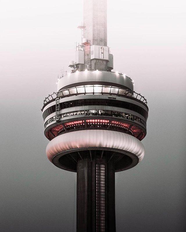 Talk About Views... 👀 #TorontoForever #BuildAFuture • 📸: @xandraesworld —  Follow Him!