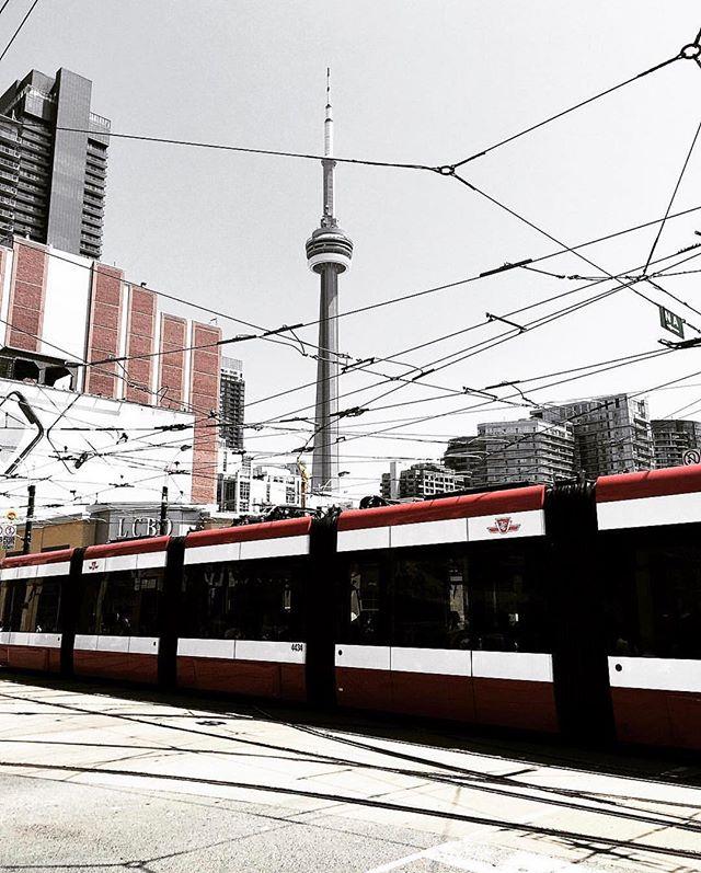 Don't Say You're Down, You Gotta Show Me #TorontoForever #BuildAFuture • 📸: @tom__t —  Follow Him!