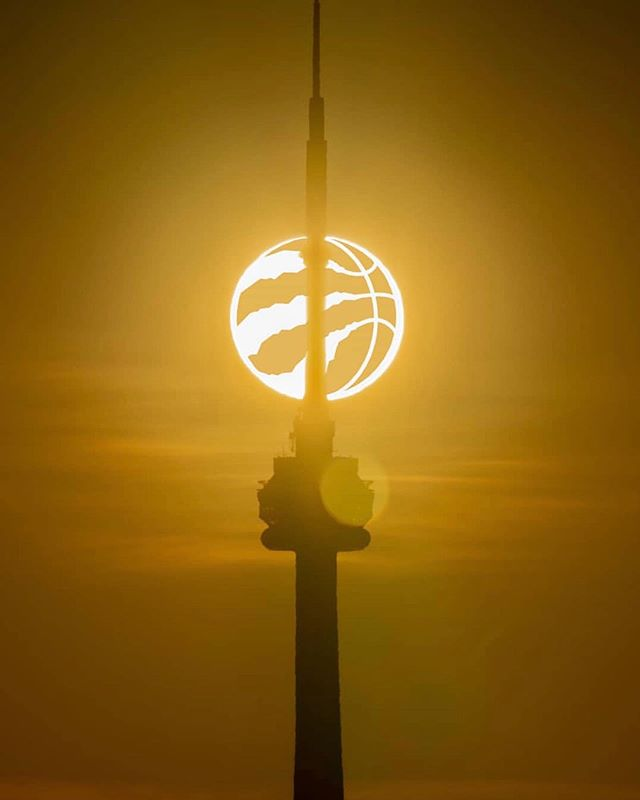 G A M E  O N E 🏀 #TorontoForever #Raptors #NBAFinals • 📸: @jp.ix —  Follow!