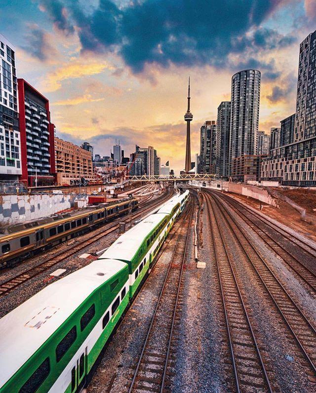 Never Turning Down #TorontoForever • 📸: @michaeltsirakis —  Follow!