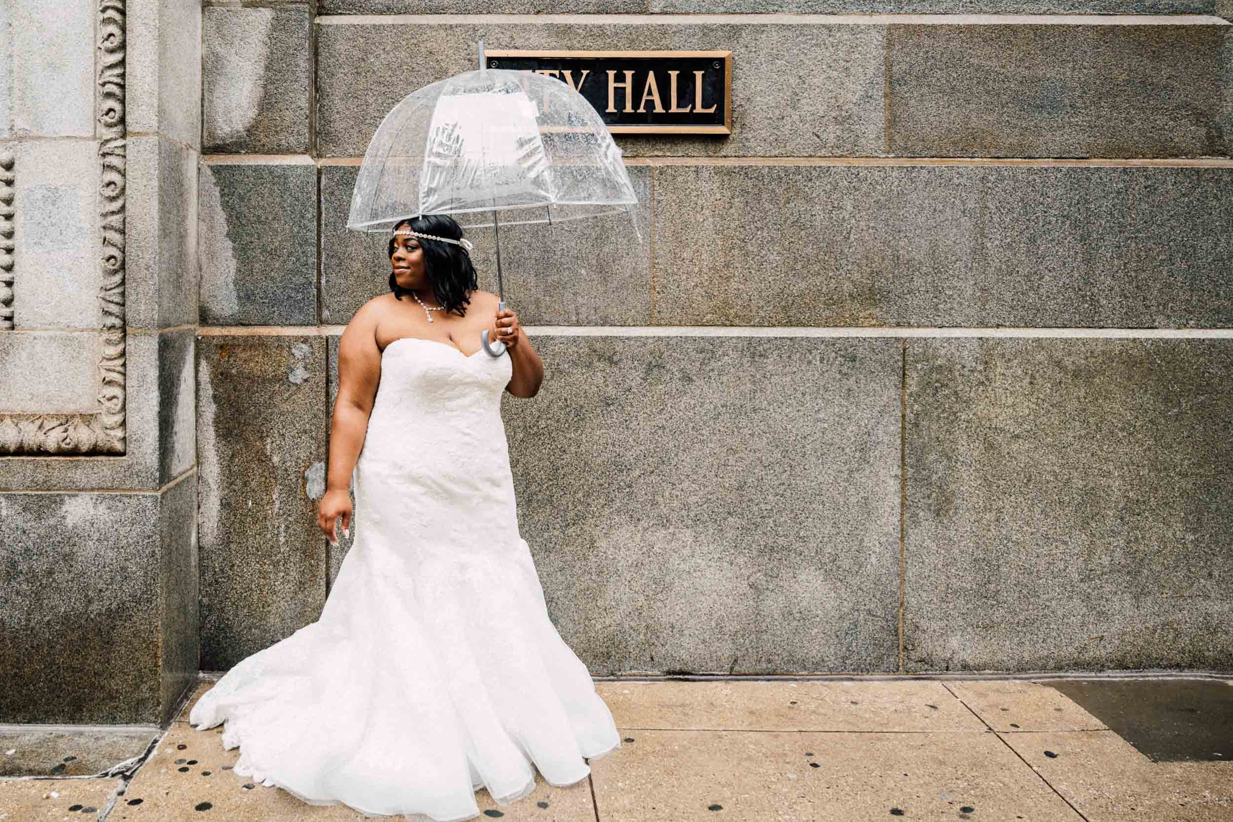 Chicago City Hall Elopement shot by Captured by Bianca 2019