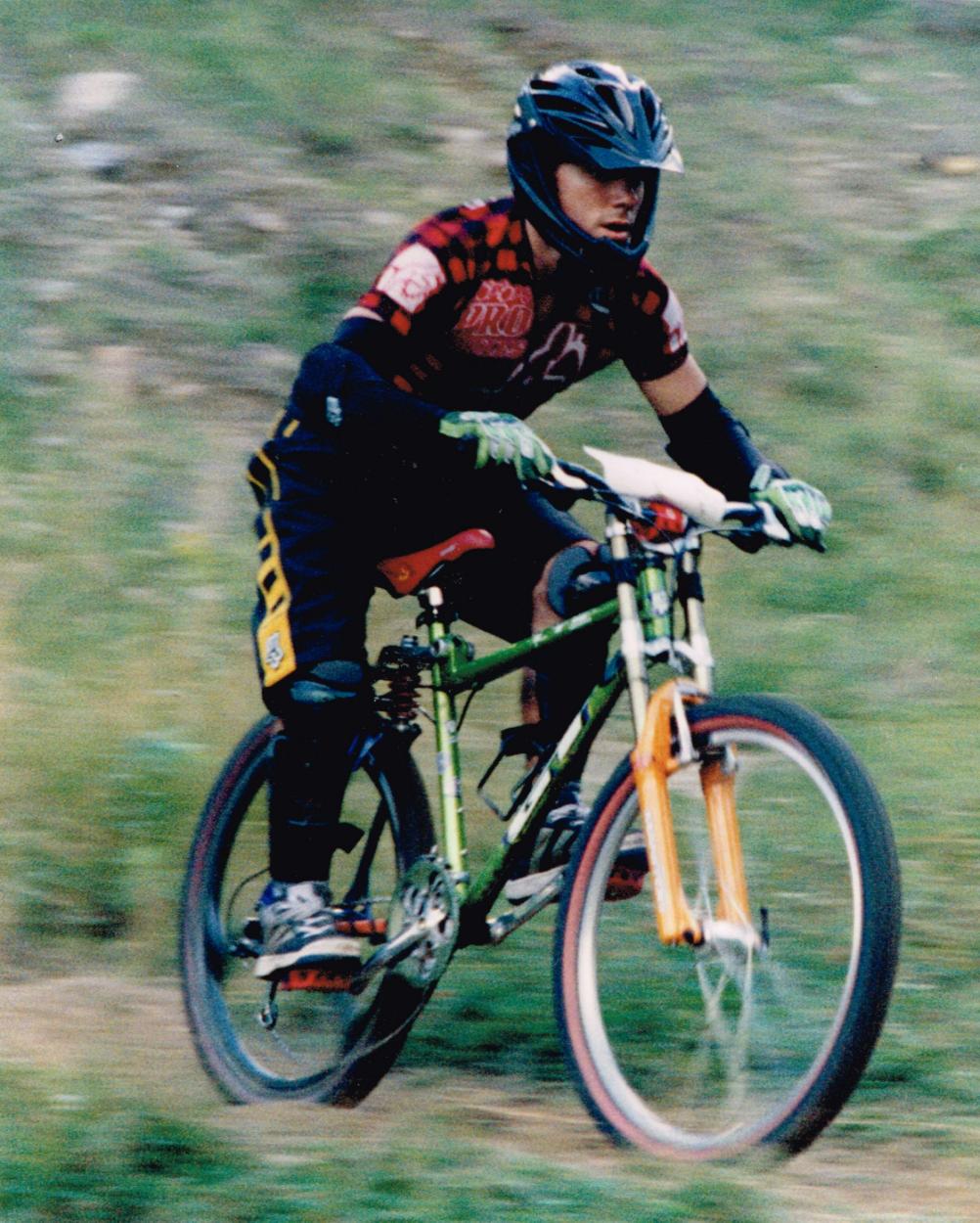 '98 @ Attitash Bear Peak, New Hampshire