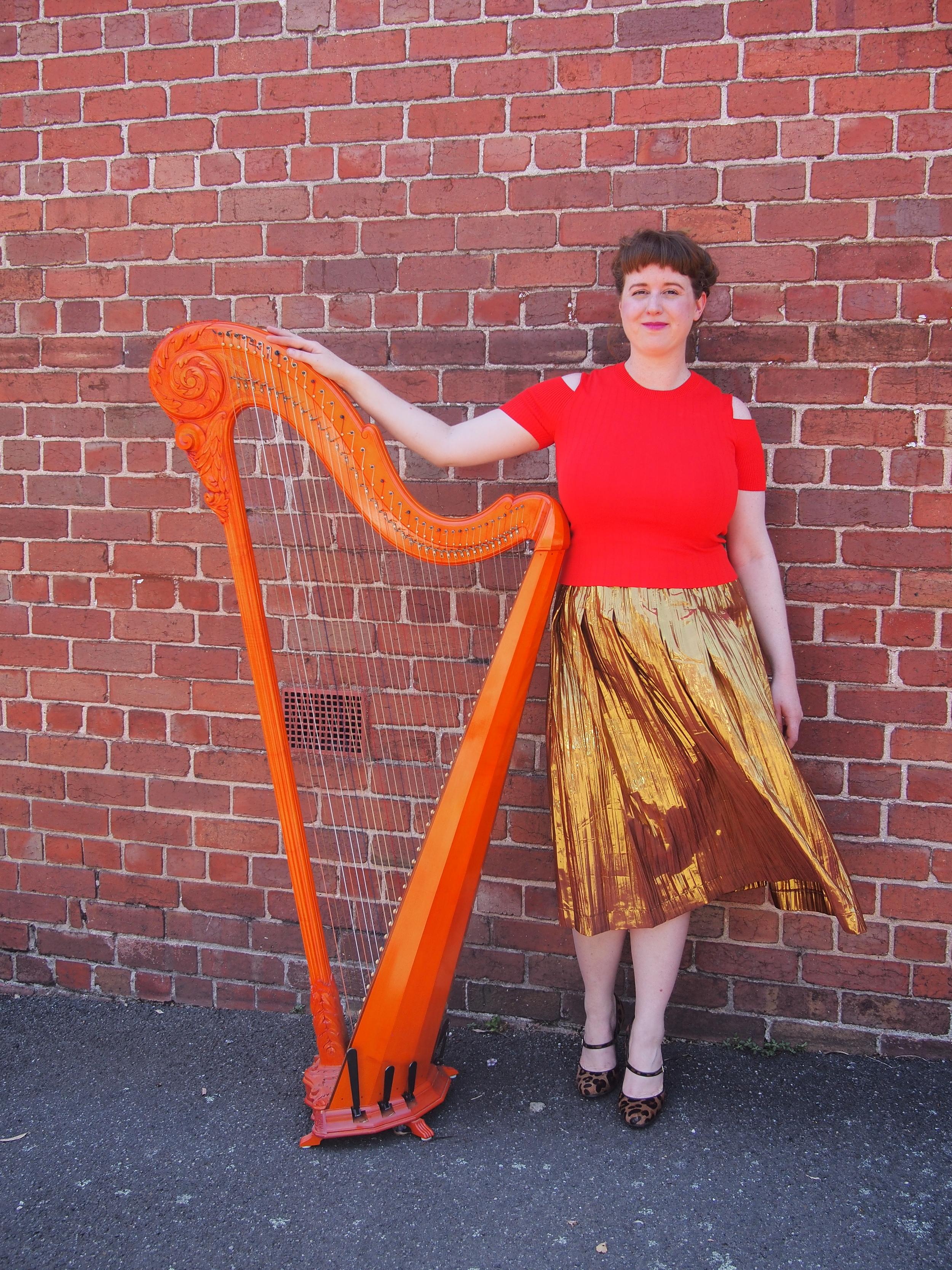 Hannah Lane Harpist
