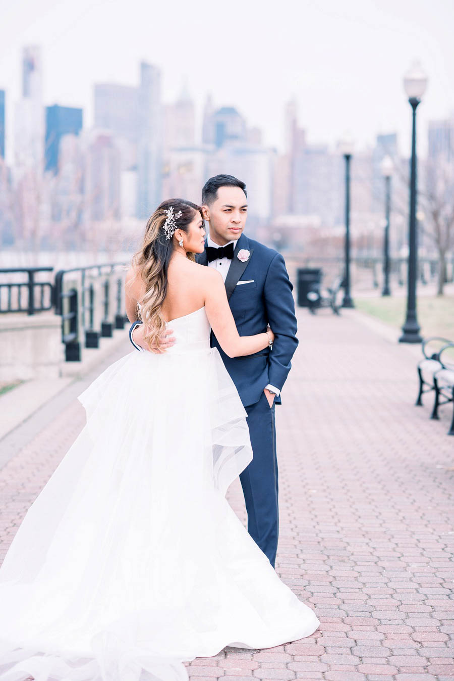 Liberty House Wedding - Jersey City - NJ Wedding Photographer - Myra Roman Photography-53.jpg